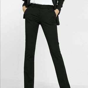 Express Barely Boot Columnist Pants